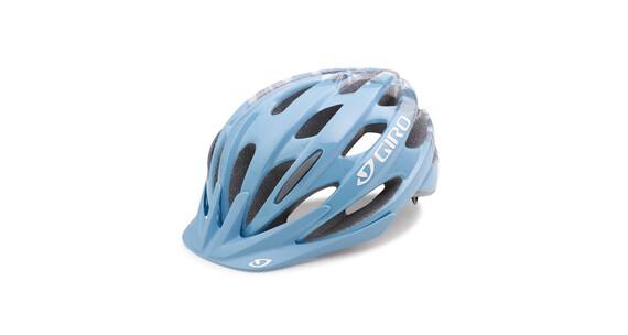 Giro Verona Helmet Women unisize Ice Blue Flowers